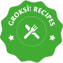 GROKSÌ! Recipes